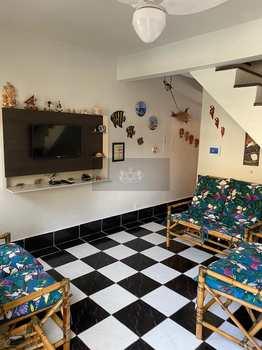 Sobrado de Condomínio, código 825 em Caraguatatuba, bairro Martim de Sá