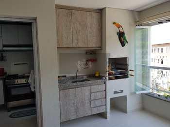 Apartamento, código 840 em Caraguatatuba, bairro Loteamento Balneário Camburi