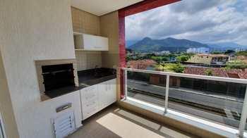 Apartamento, código 844 em Caraguatatuba, bairro Prainha