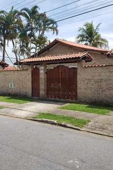 Casa de Condomínio, código 854 em Caraguatatuba, bairro Porto Novo