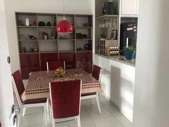 Apartamento, código 869 em Caraguatatuba, bairro Indaiá