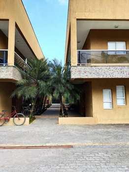 Sobrado de Condomínio, código 879 em Caraguatatuba, bairro Cidade Jardim