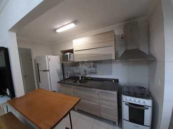Apartamento, código 1015 em Caraguatatuba, bairro Indaiá