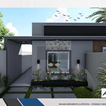 Casa em Caraguatatuba, bairro Jardim das Palmeiras