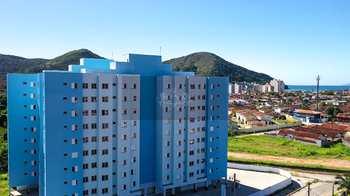 Apartamento, código 1036 em Caraguatatuba, bairro Martim de Sá