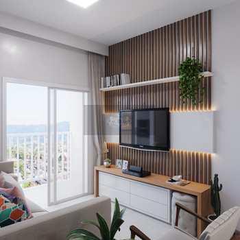 Apartamento em Caraguatatuba, bairro Parque Balneário Maria Helena