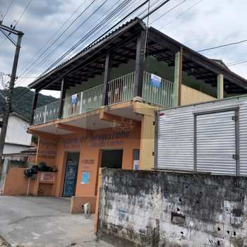 Sobrado Comercial em Caraguatatuba, bairro Jaraguazinho