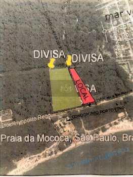 Área Comercial, código 1164 em Caraguatatuba, bairro Praia da Mococa
