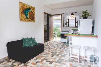 Casa de Condomínio, código 34 em São Sebastião, bairro Boiçucanga