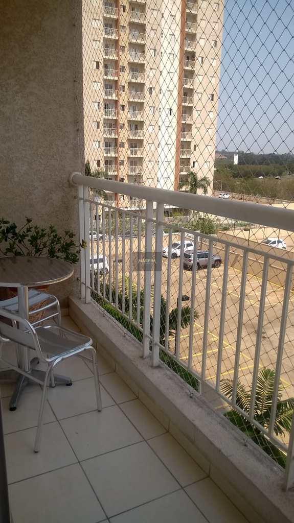 Apartamento em Piracicaba, no bairro Parque Conceição II