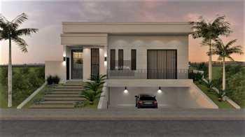 Casa de Condomínio, código 62249749 em Piracicaba, bairro Condomínio  Alphaville