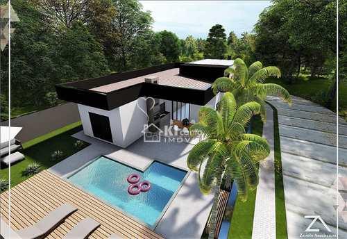 Casa de Condomínio, código 415 em Atibaia, bairro Condomínio Buona Vita