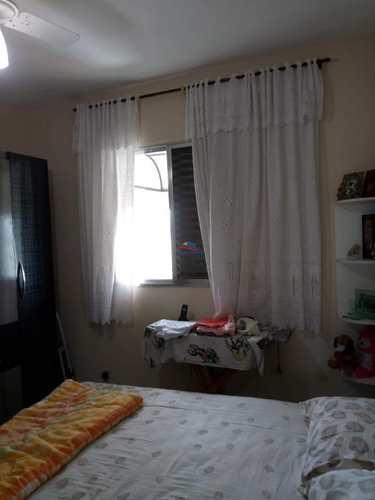 Apartamento, código 26 em Praia Grande, bairro Ocian