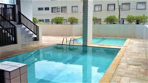 Apartamento, código 141 em Praia Grande, bairro Guilhermina