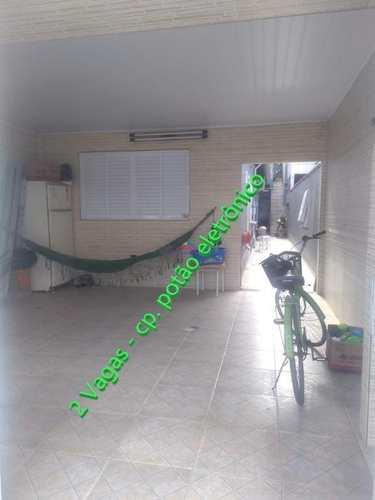 Casa, código 170 em Praia Grande, bairro Tude Bastos (Sítio do Campo)