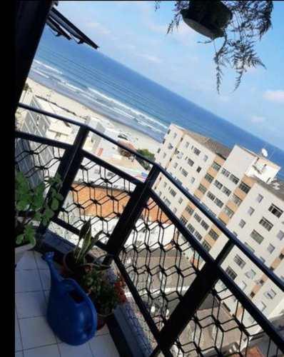 Apartamento, código 192 em Praia Grande, bairro Tupi