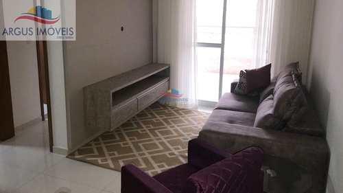 Apartamento, código 315 em Praia Grande, bairro Ocian