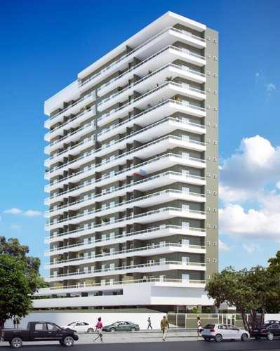 Apartamento, código 446 em Santos, bairro Campo Grande