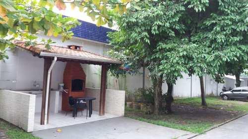 Kitnet, código 522 em Praia Grande, bairro Boqueirão