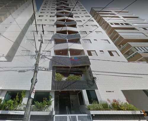 Apartamento, código 883 em Praia Grande, bairro Ocian
