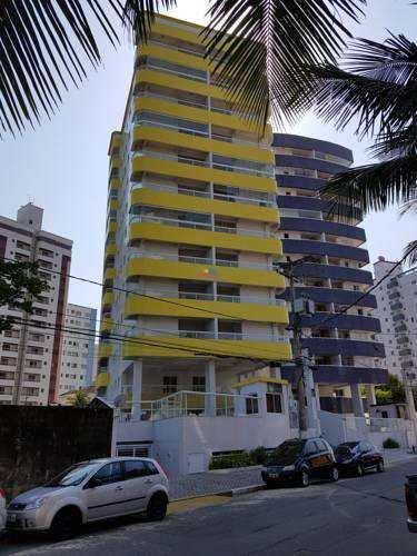 Apartamento, código 913 em Praia Grande, bairro Mirim
