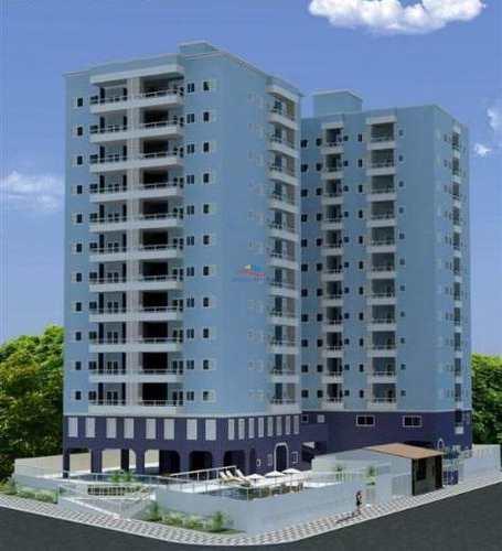 Apartamento, código 914 em Praia Grande, bairro Maracanã