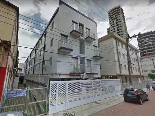 Kitnet, código 1326 em Praia Grande, bairro Boqueirão