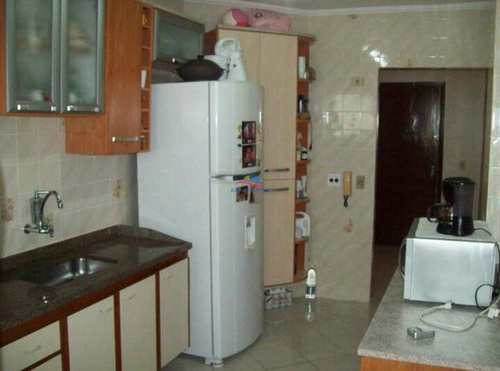 Apartamento, código 2241 em Praia Grande, bairro Ocian