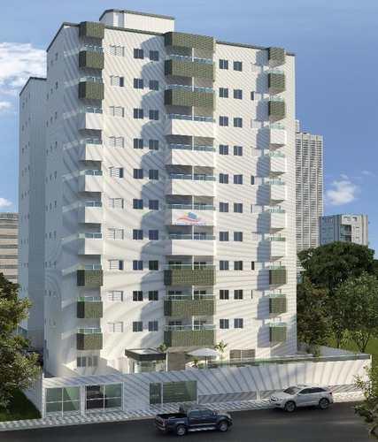Apartamento, código 2415 em Praia Grande, bairro Guilhermina