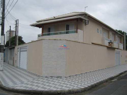 Sobrado, código 2502 em Praia Grande, bairro Caiçara