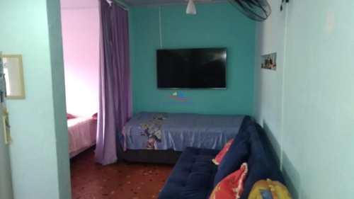 Kitnet, código 2769 em Praia Grande, bairro Canto do Forte