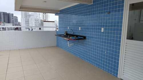 Apartamento, código 2815 em Praia Grande, bairro Guilhermina