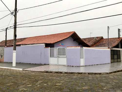 Casa, código 2839 em Praia Grande, bairro Maracanã