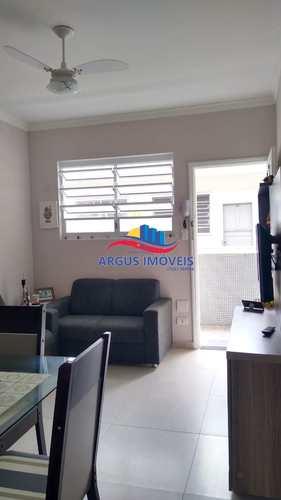 Apartamento, código 2888 em Praia Grande, bairro Guilhermina
