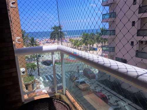 Apartamento, código 2972 em Praia Grande, bairro Canto do Forte