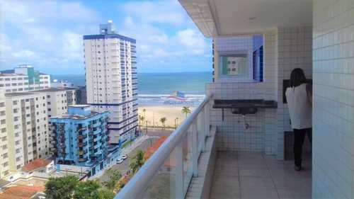 Apartamento, código 3005 em Praia Grande, bairro Guilhermina