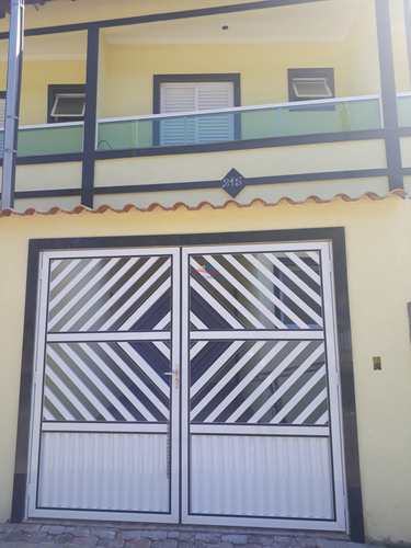 Sobrado, código 3054 em Praia Grande, bairro Canto do Forte