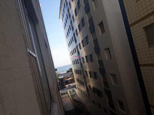 Kitnet, código 3095 em Praia Grande, bairro Canto do Forte