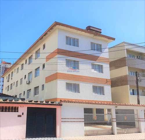 Apartamento, código 3164 em Praia Grande, bairro Guilhermina