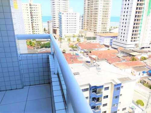 Apartamento, código 3349 em Praia Grande, bairro Aviação