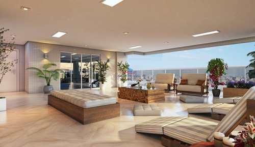 Apartamento, código 3386 em Praia Grande, bairro Aviação