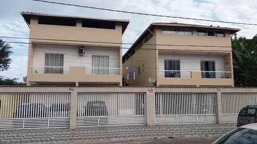 Casa de Condomínio, código 3394 em Praia Grande, bairro Antártica