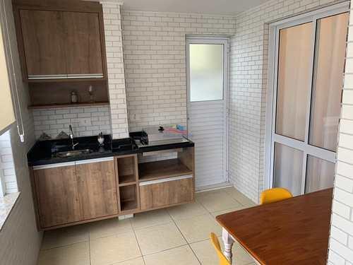 Apartamento, código 3538 em Praia Grande, bairro Boqueirão