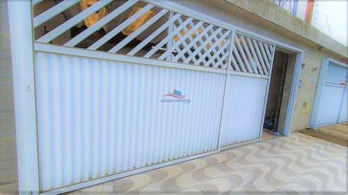 Casa, código 3629 em Praia Grande, bairro Sítio do Campo