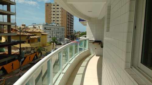 Apartamento, código 3712 em Praia Grande, bairro Caiçara
