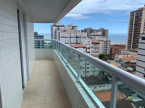 Apartamento, código 3733 em Praia Grande, bairro Ocian