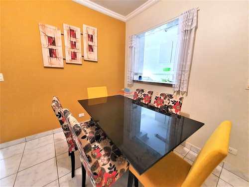Apartamento, código 4142 em Praia Grande, bairro Tupi