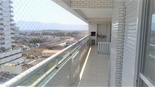 Apartamento, código 5265 em Praia Grande, bairro Guilhermina