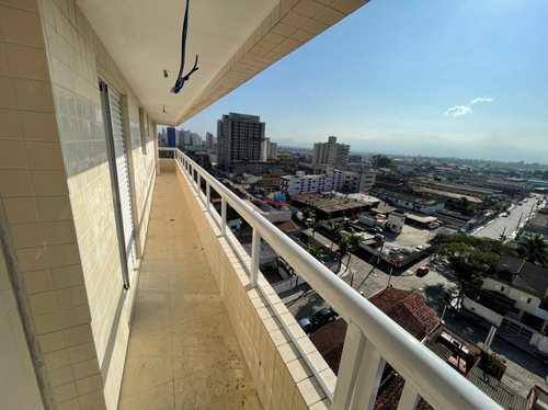 Apartamento, código 5575 em Praia Grande, bairro Aviação