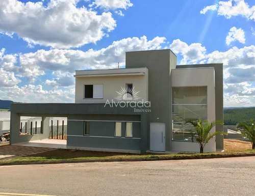 Casa de Condomínio, código CF010 em Itatiba, bairro Bairro da Posse